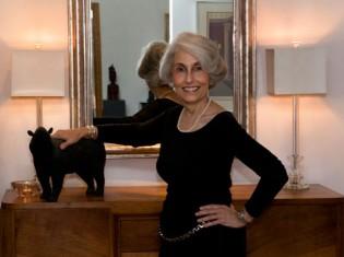 Portrait of Mimi Rosenthal