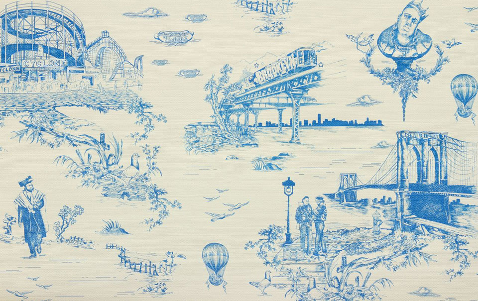 Talking Toile